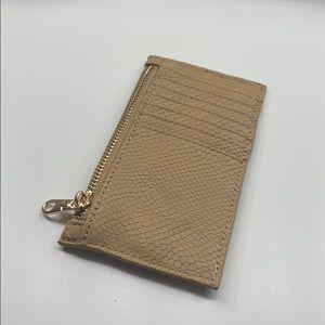 Anthropologie card holder